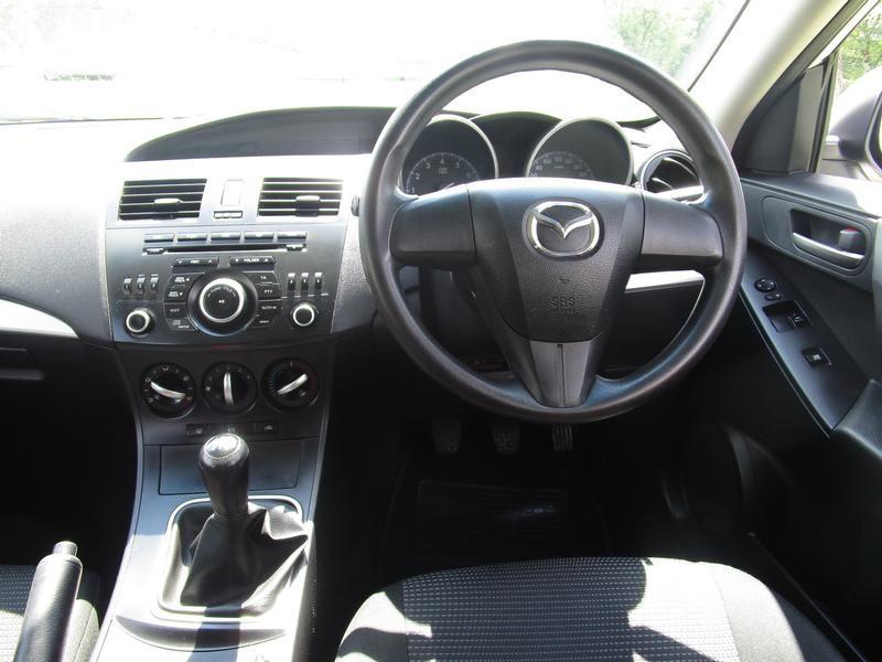 2013 Mazda 3 Mazda Sport 1.6 Original