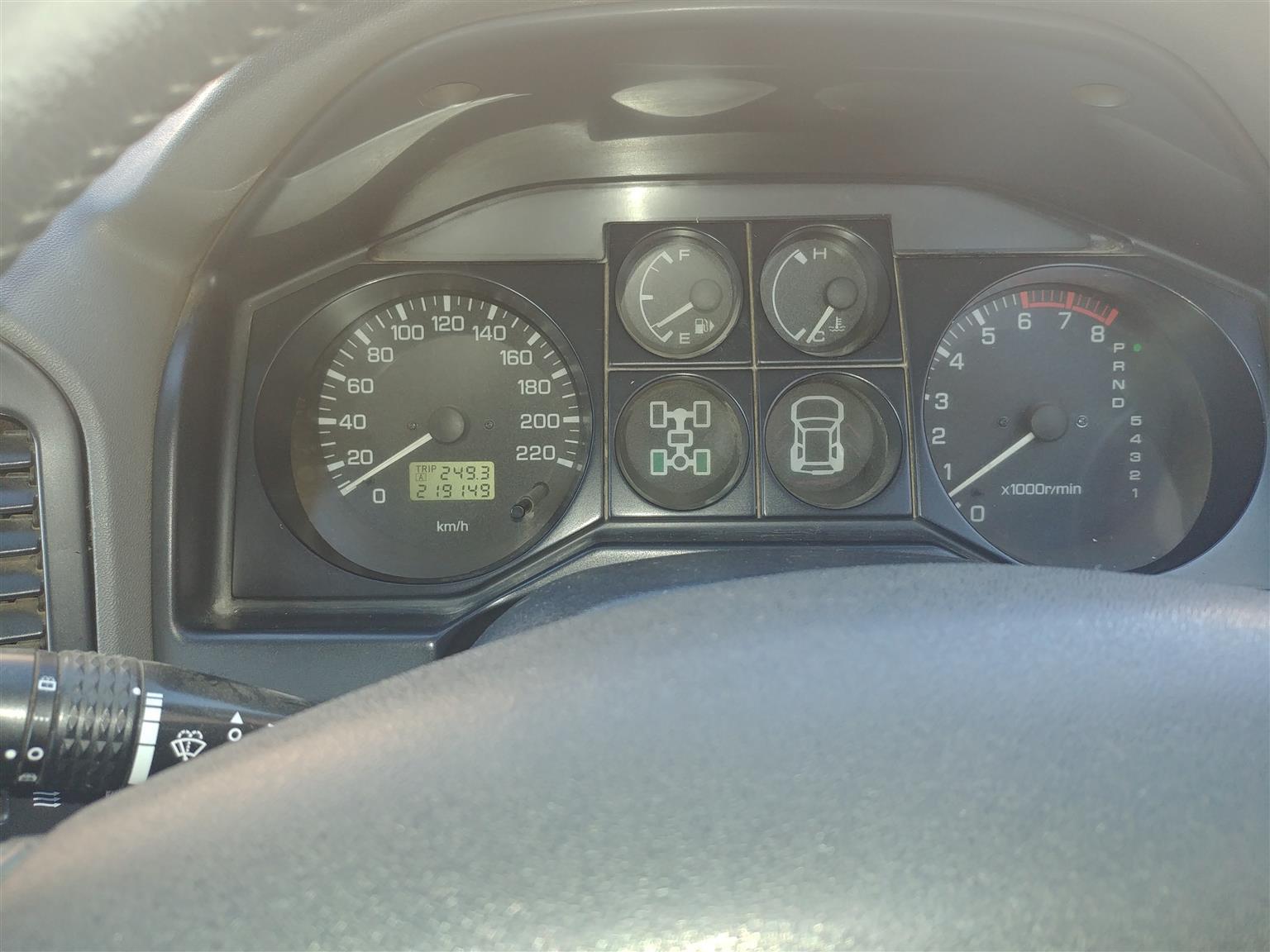 2005 Mitsubishi Pajero Sport 2.5DI D 4x4 auto