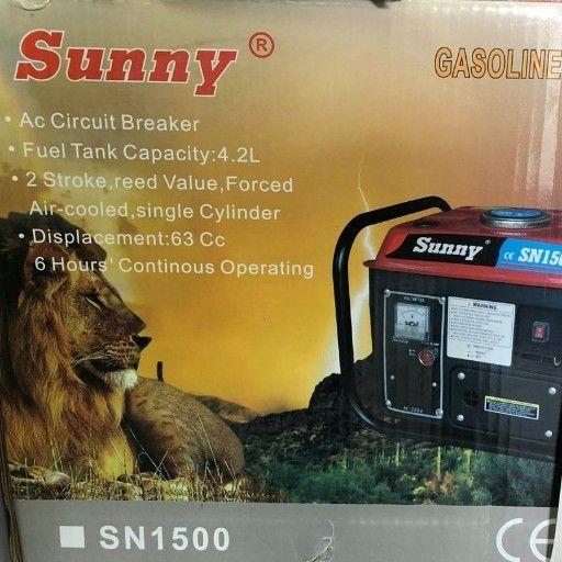 1500w SUNNY Generator