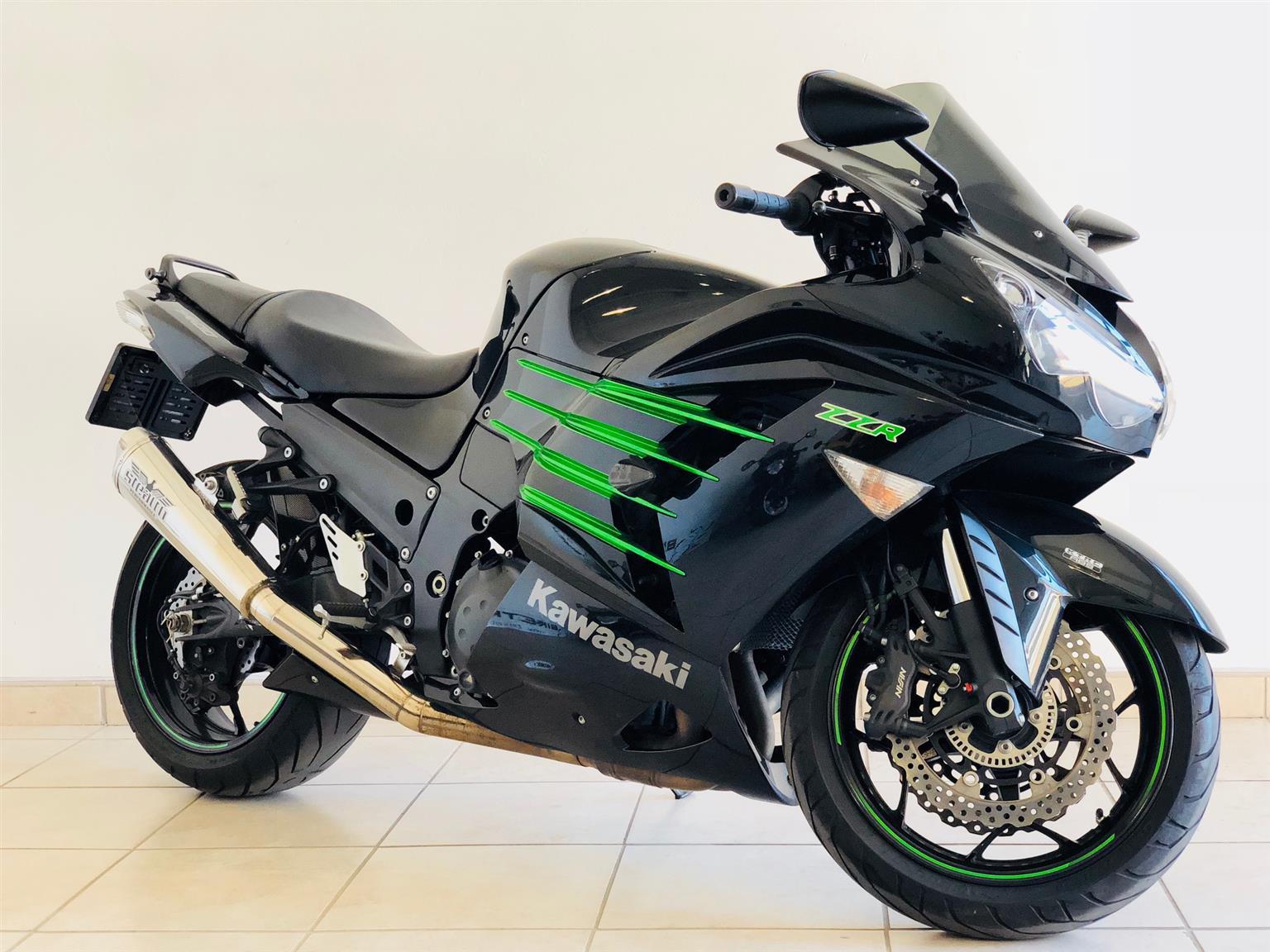 2013 Kawasaki ZX14 Ninja | Junk Mail