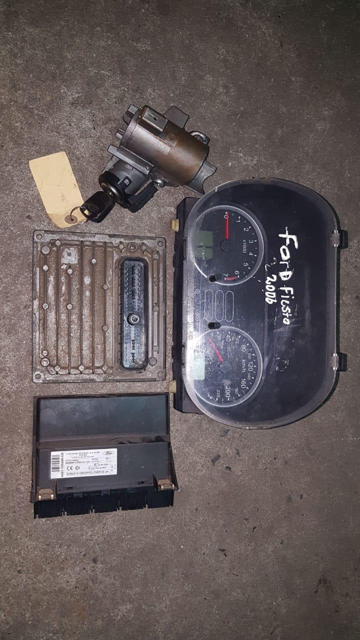 Ford Fiesta 2006 ECU kit for sale.