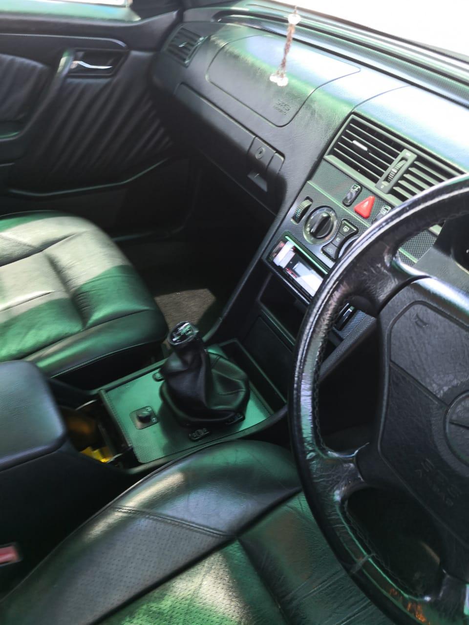 C230 AMG kompressor sport mercedes