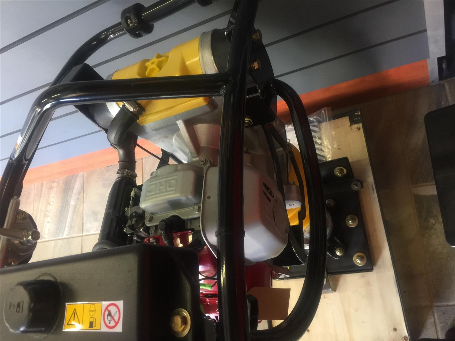 an amazing price on  honda tamping rammer