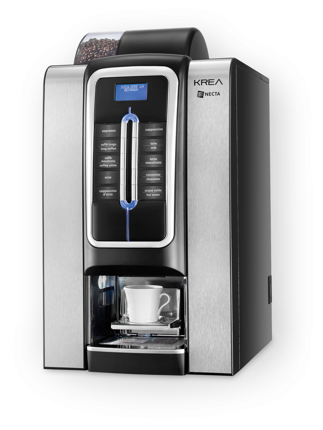 Krea Necta Coffee machines 2nd hand for sale - up to 90 espresso per hour
