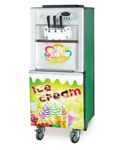 ICE CREAM MACHINE - ICE CREAM MAKER - ICE CREAM MACHINE FOR SALE