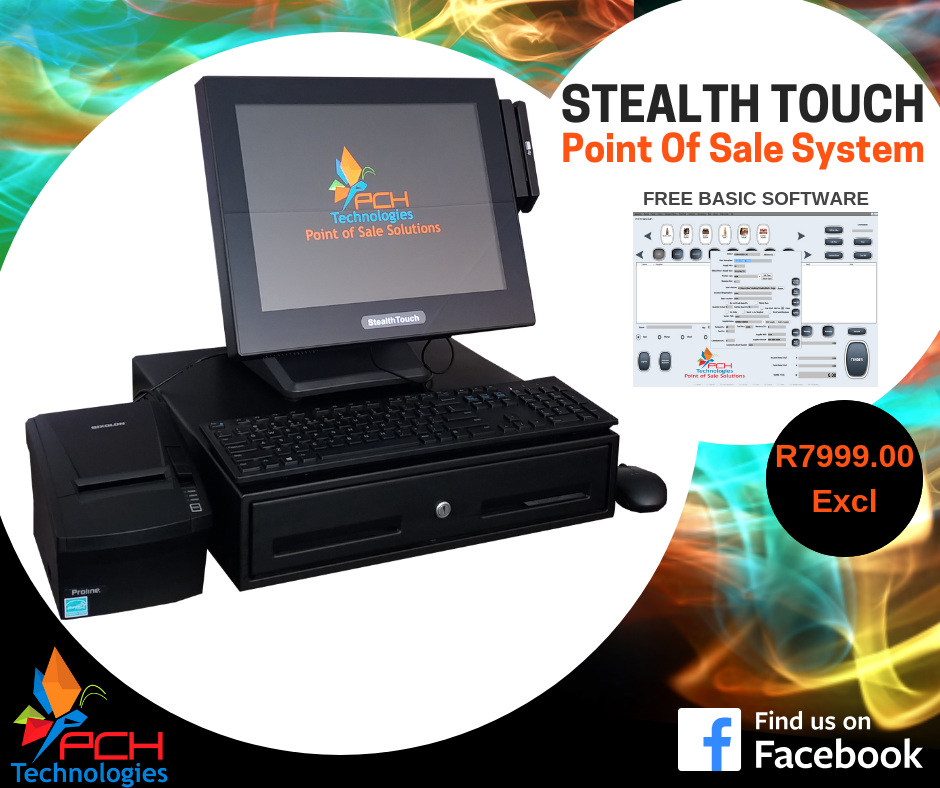 StealthTouch Point of Sale System
