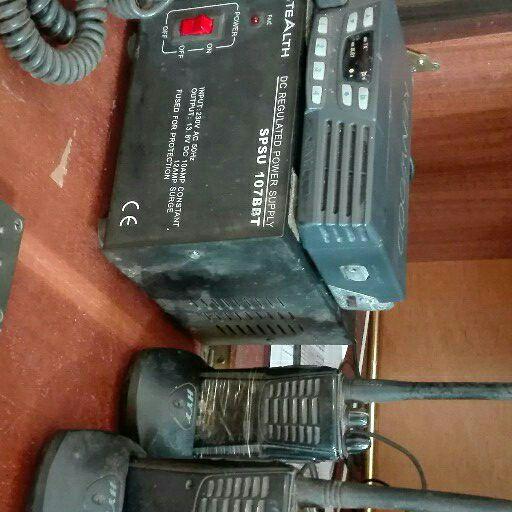 Kenwood TK 7102 base radio