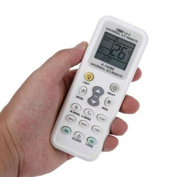 BRAND NEW UNIVERSAL AIRCONDITION A/C AIRCON REMOTE FOR SALE! HURRY!!!