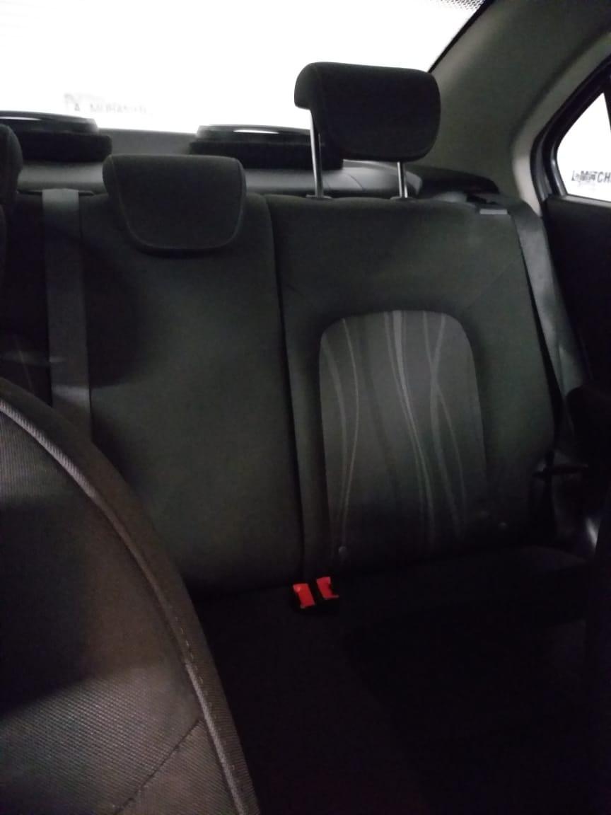 2012 Chevrolet Sonic sedan 1.4 LS