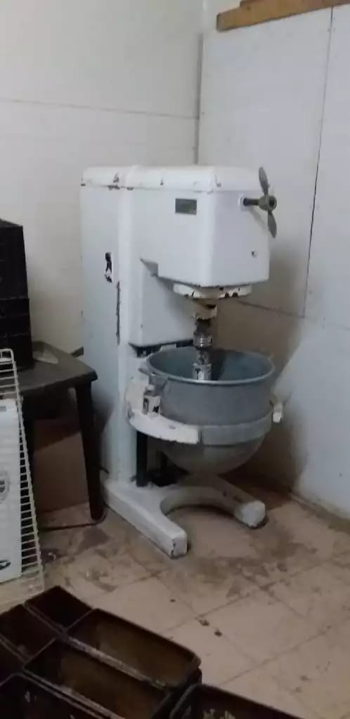Industrial bakery equipment