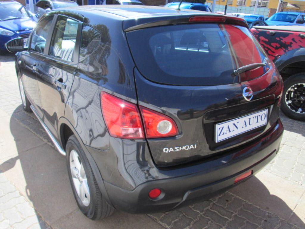 2009 Nissan Qashqai+2 1.6 Visia