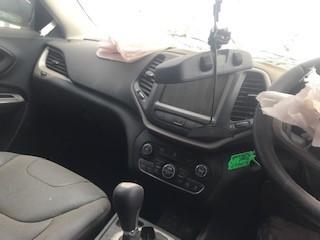 2013 Jeep Cherokee 2.4L Longitude Code 2