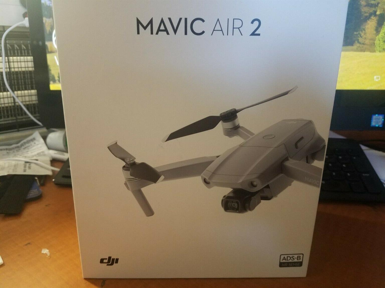 Preowned DJI Mavic air 2