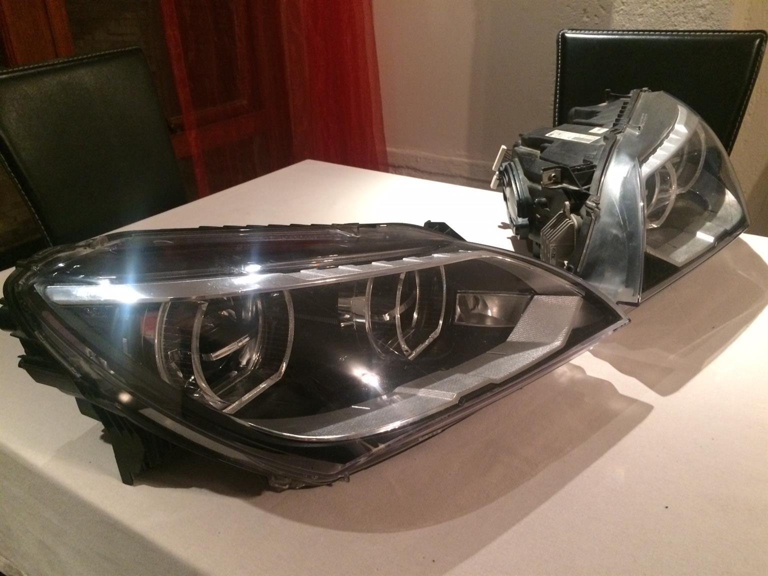 BMW F12/F13 6-series LED Adaptive Headlights