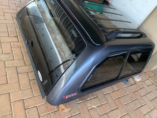 Toyota Double Cab Canopy For Sale