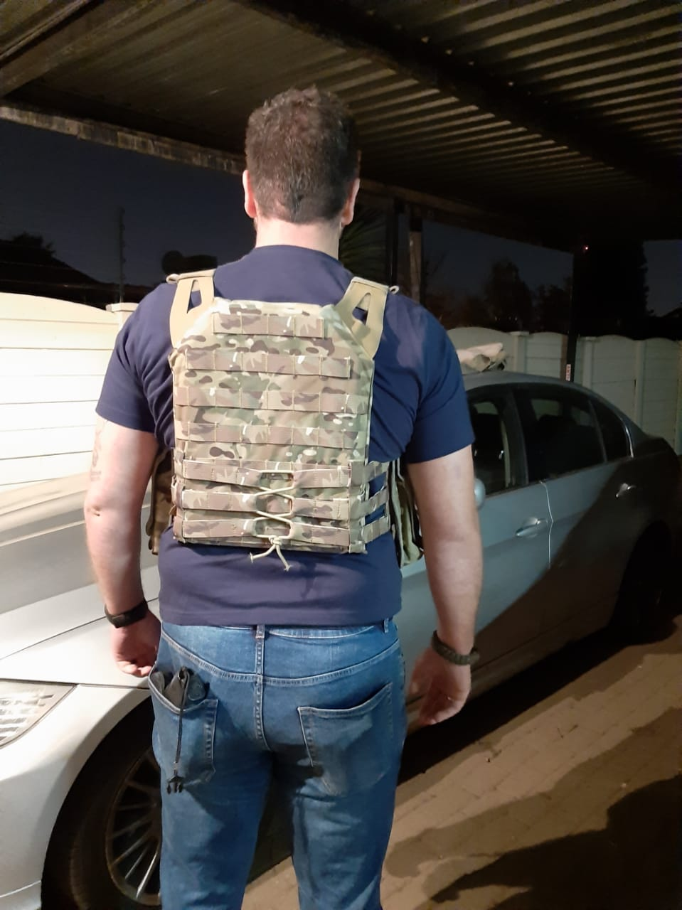 Tactical Equipment and Vests