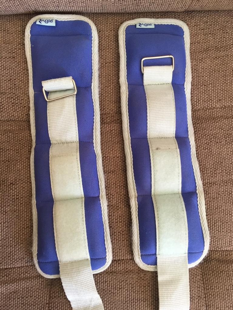 Eagle Ankle Weights and wrist weight - 2 sets available - see details and pricing below