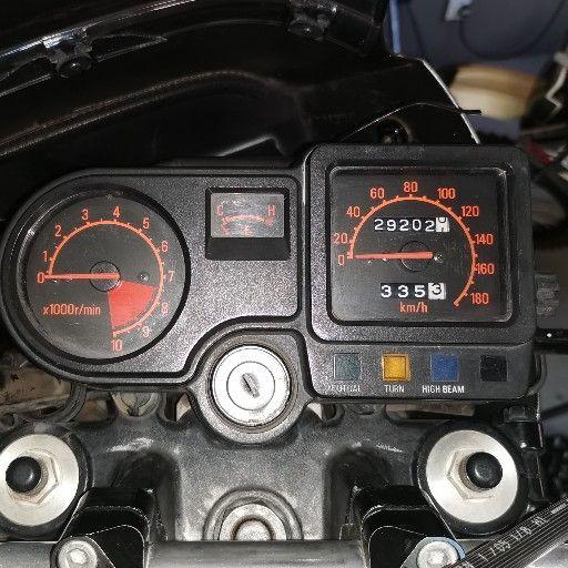 2007 Kawasaki KLR