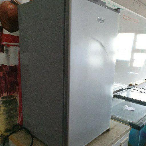 Defy silver bar fridge