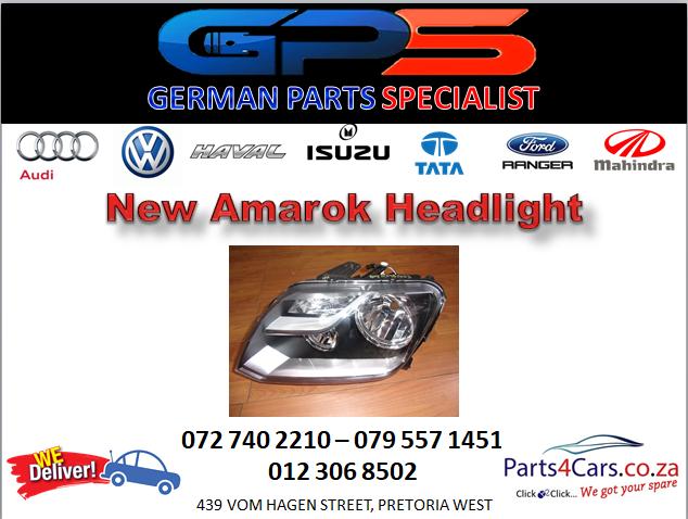 New Amarok Headlight for Sale