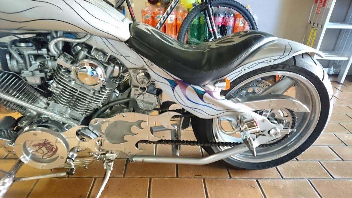 Yamaha  custom build CHOPPER