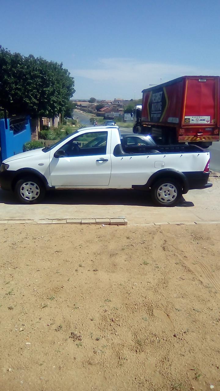 2007 Fiat Strada 1.2 EL