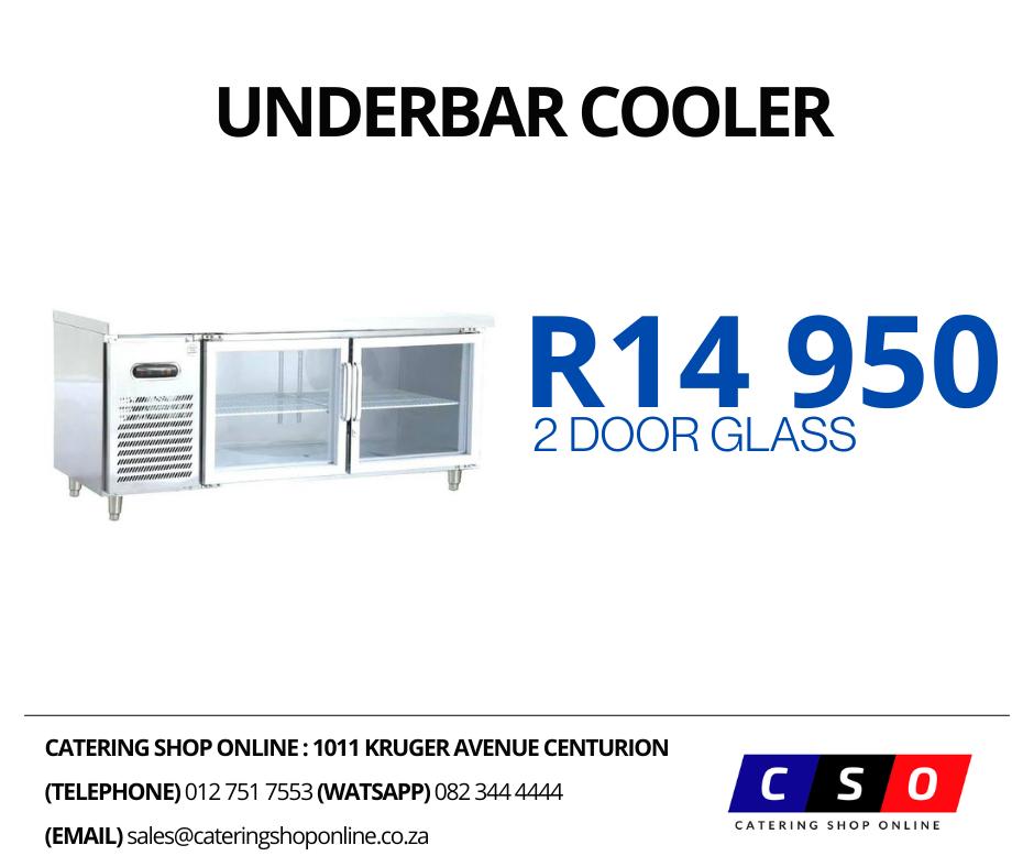 Underbar 2 Door Glass