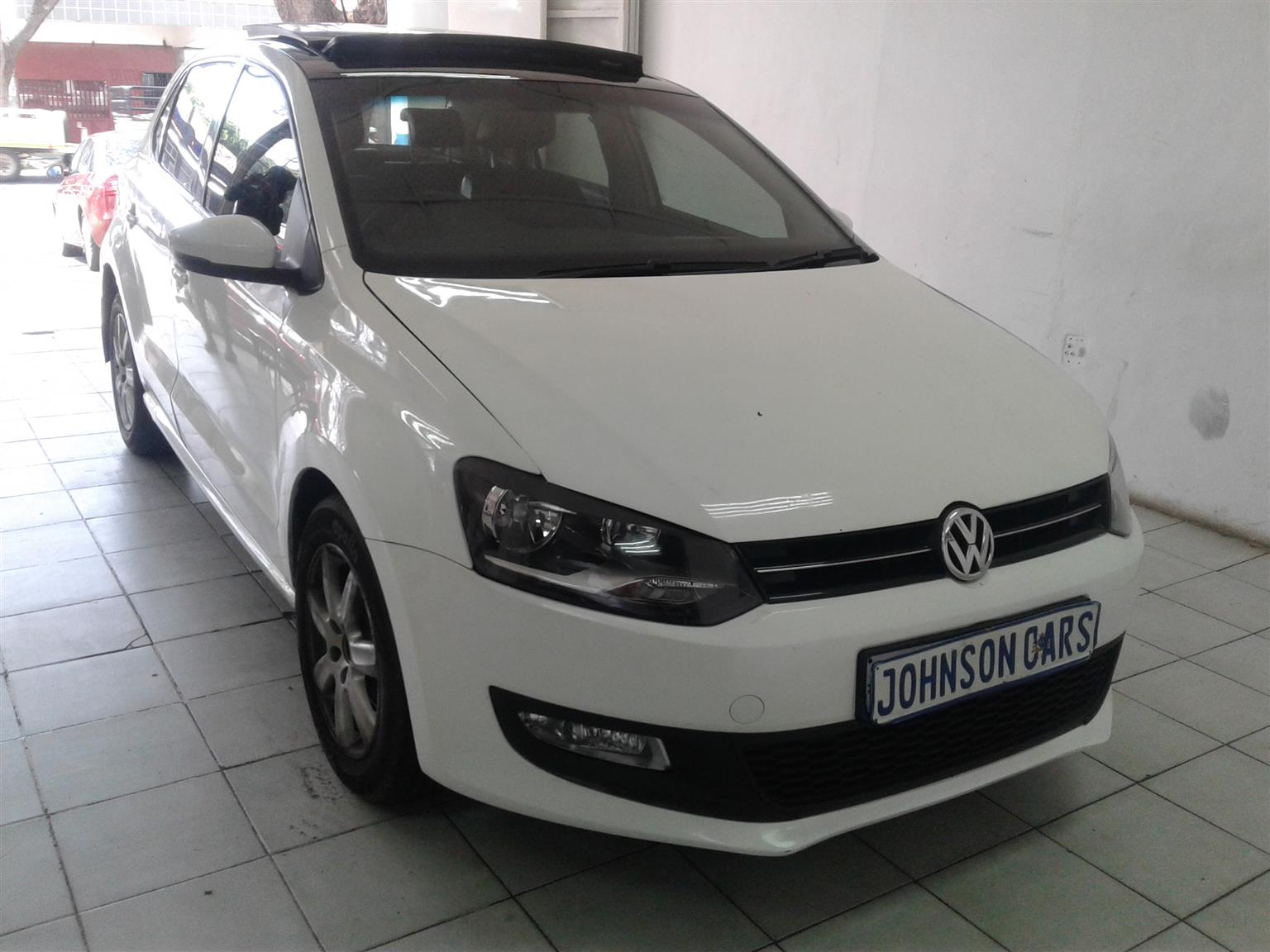 Ongekend 2013 VW Polo 1.6 Comfortline | Junk Mail WU-62