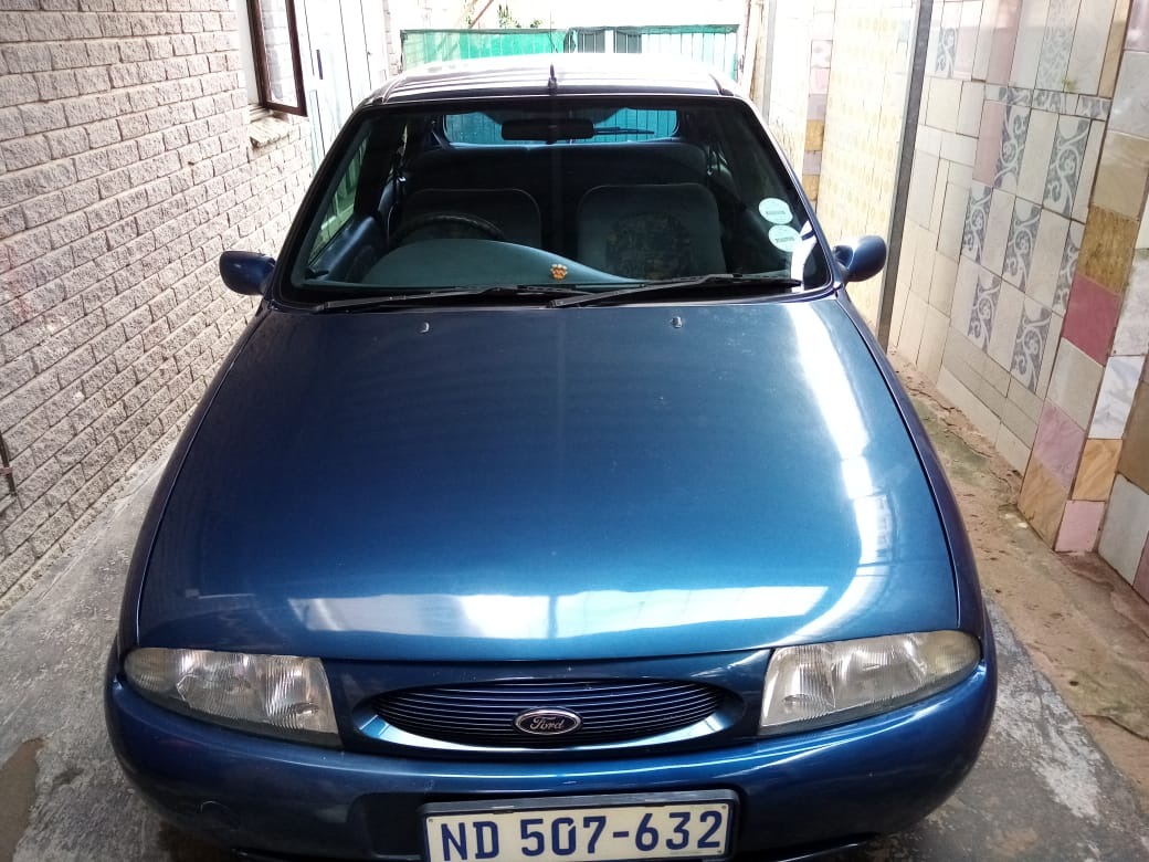 1997 Ford Fiesta 1.4i 3 door Trend
