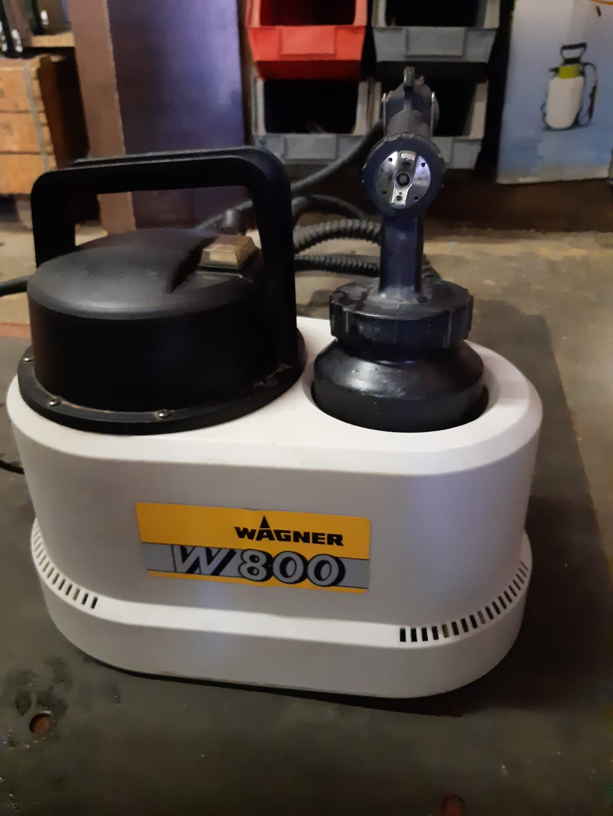 Wagner W800