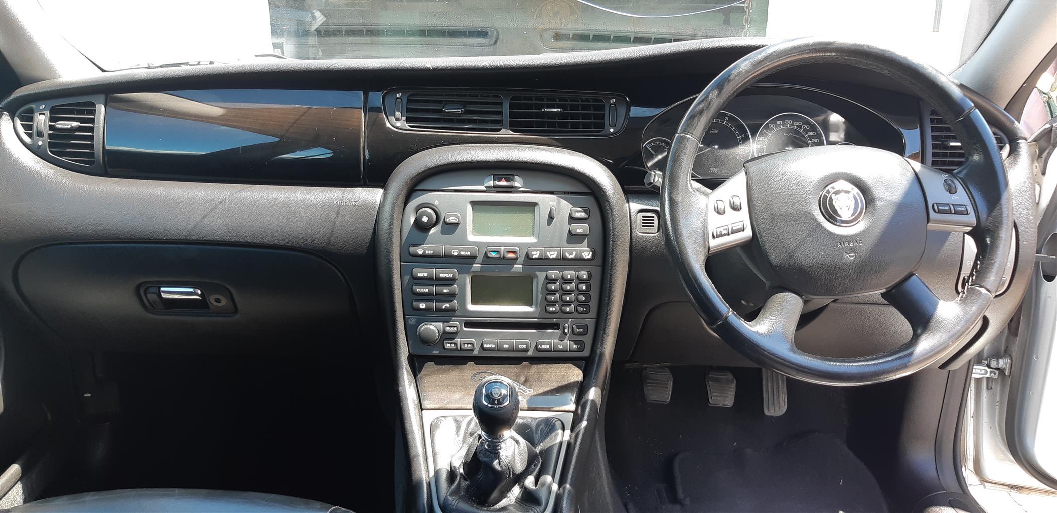 2010 Jaguar X-Type 2.2D SE