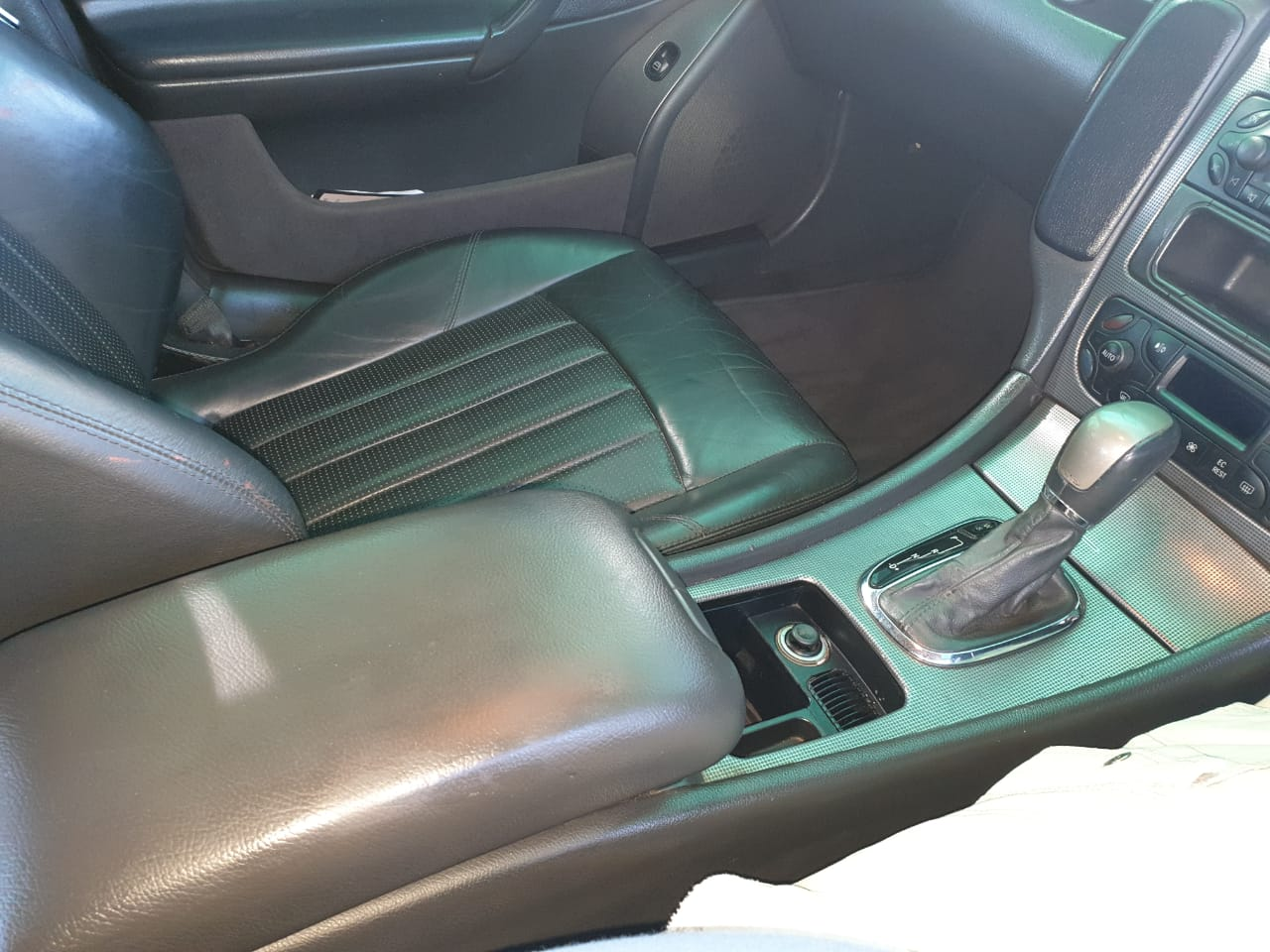2002 Mercedes Benz C Class C320CDI Elegance AMG Sports