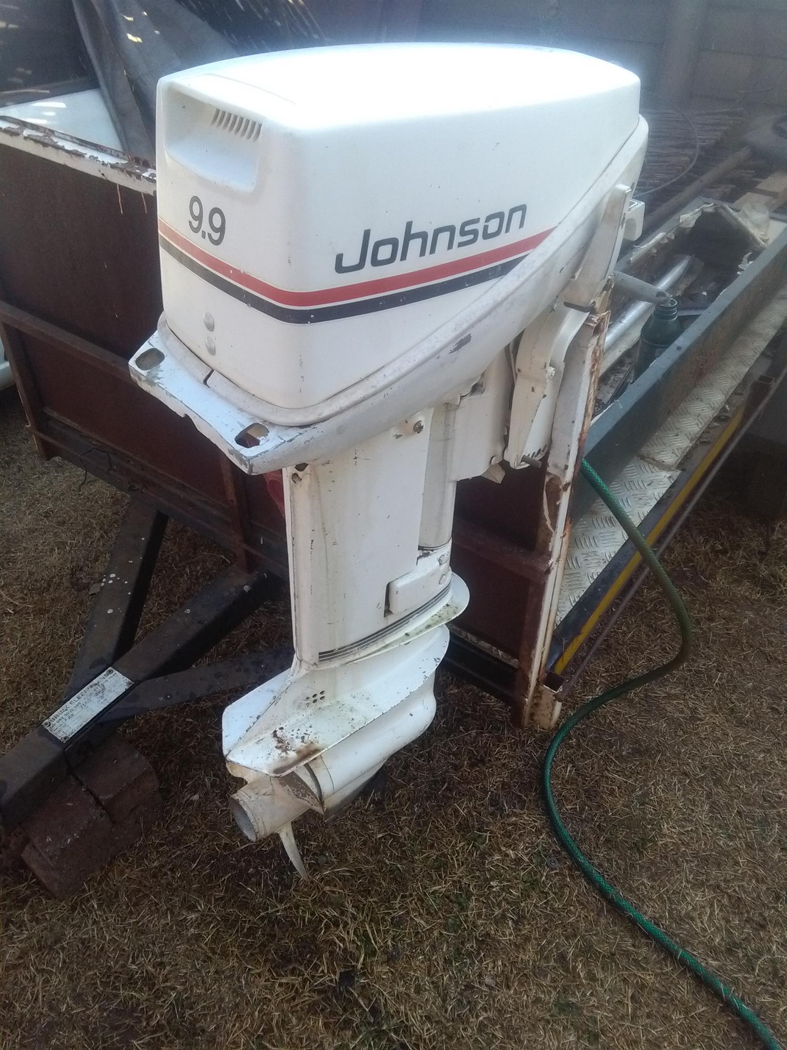 9.9:-hP jonson short shaft
