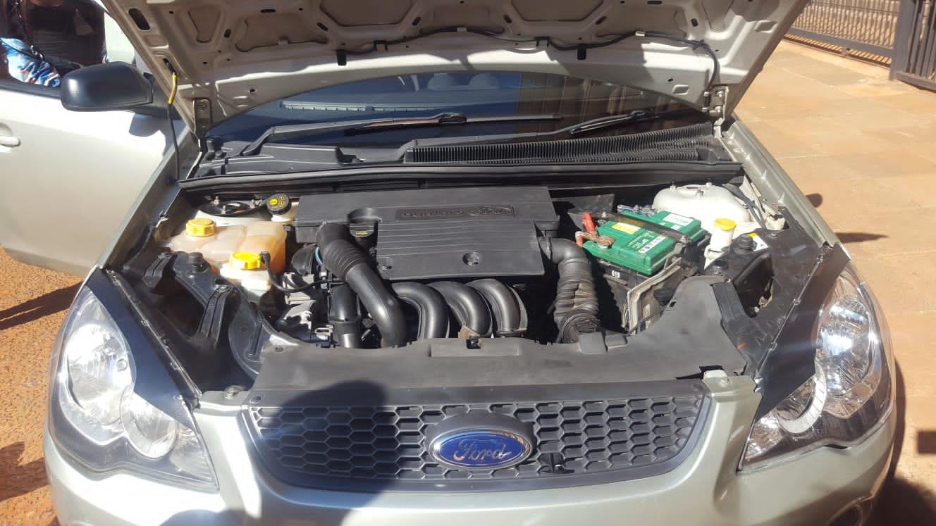 2014 Ford Ikon 1.6