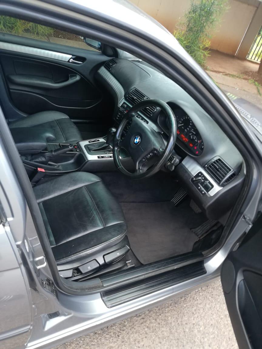 2005 BMW 3 Series 318i auto