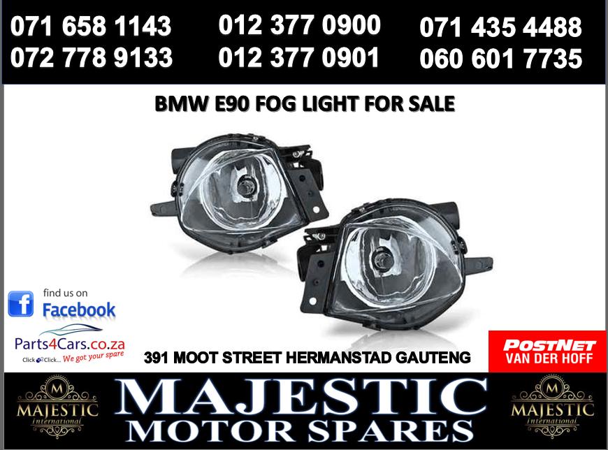Bmw E90 fog lights for sale