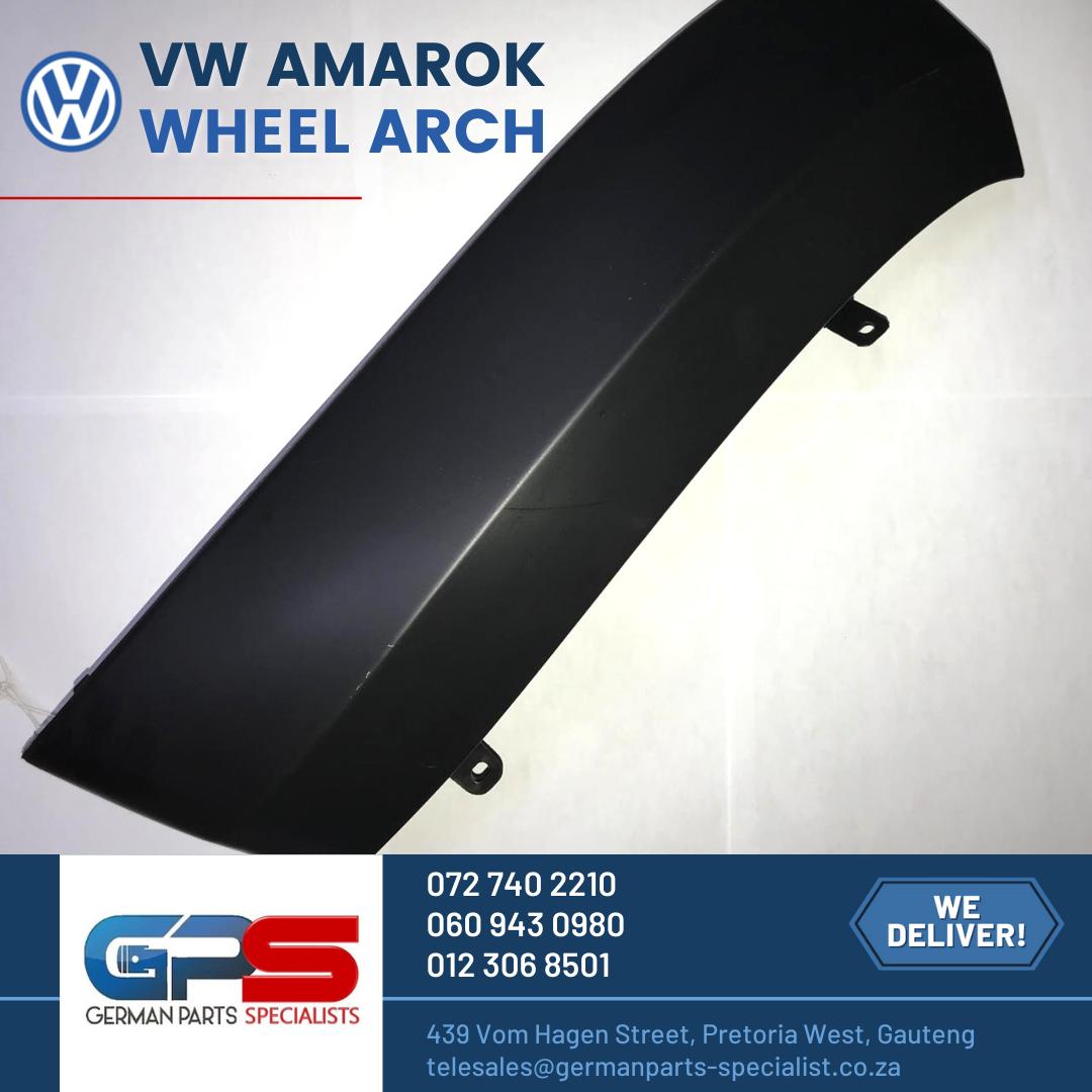 Volkswagen Amarok New Wheel Arch Fender & Used Spares