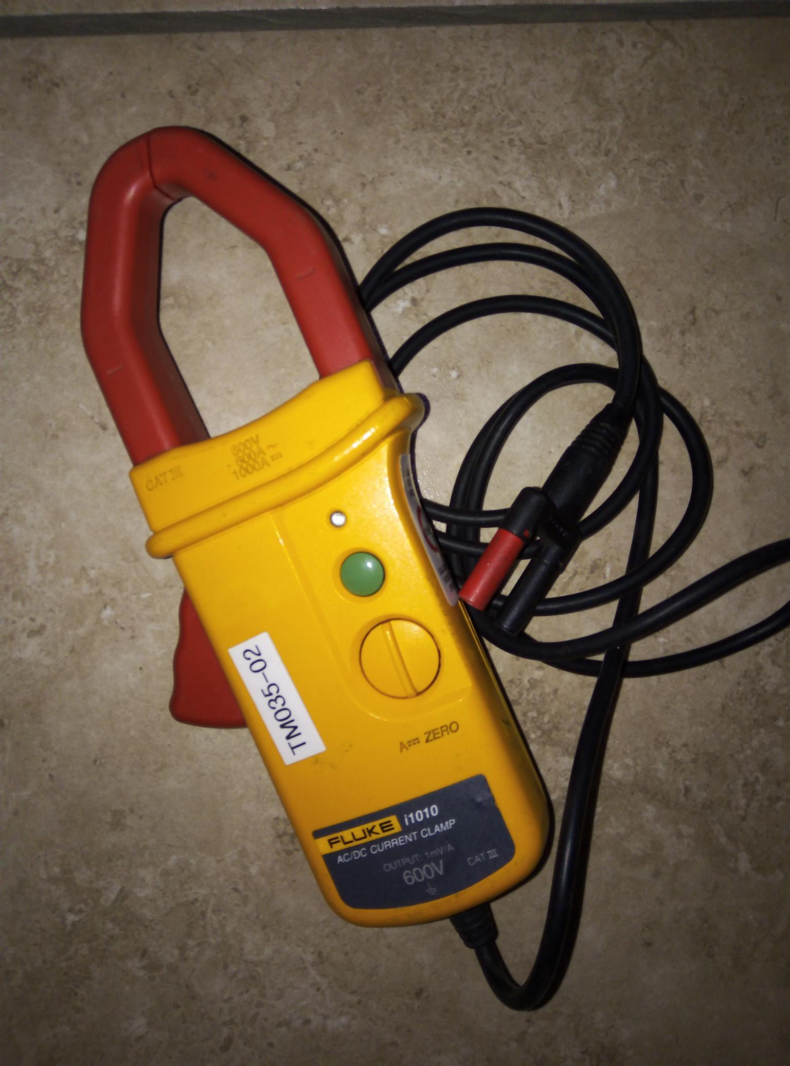 FLUKE I1010 CLAMP