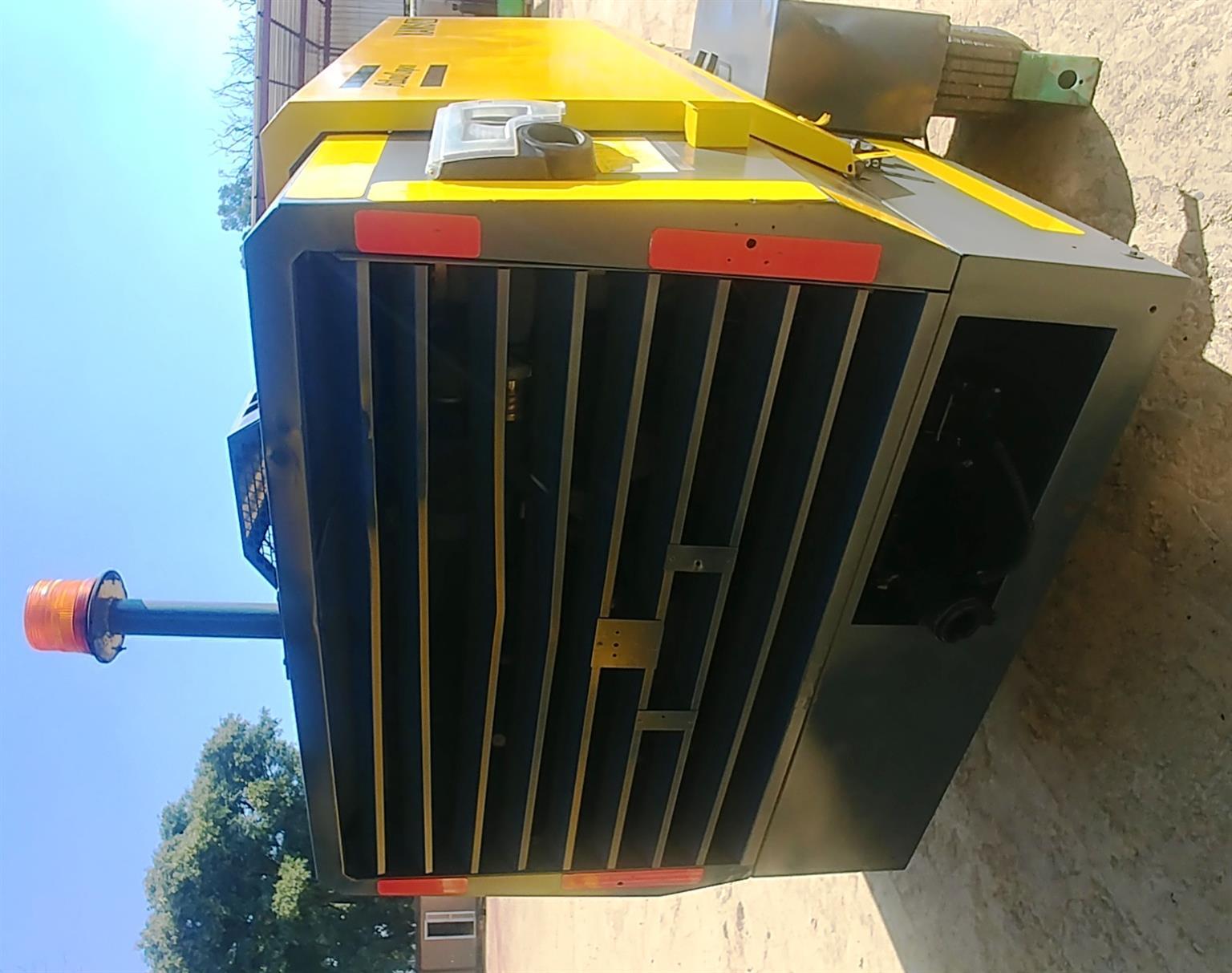 Atlas Copco 850CFM Mobile Air Compressor - 1300hrs