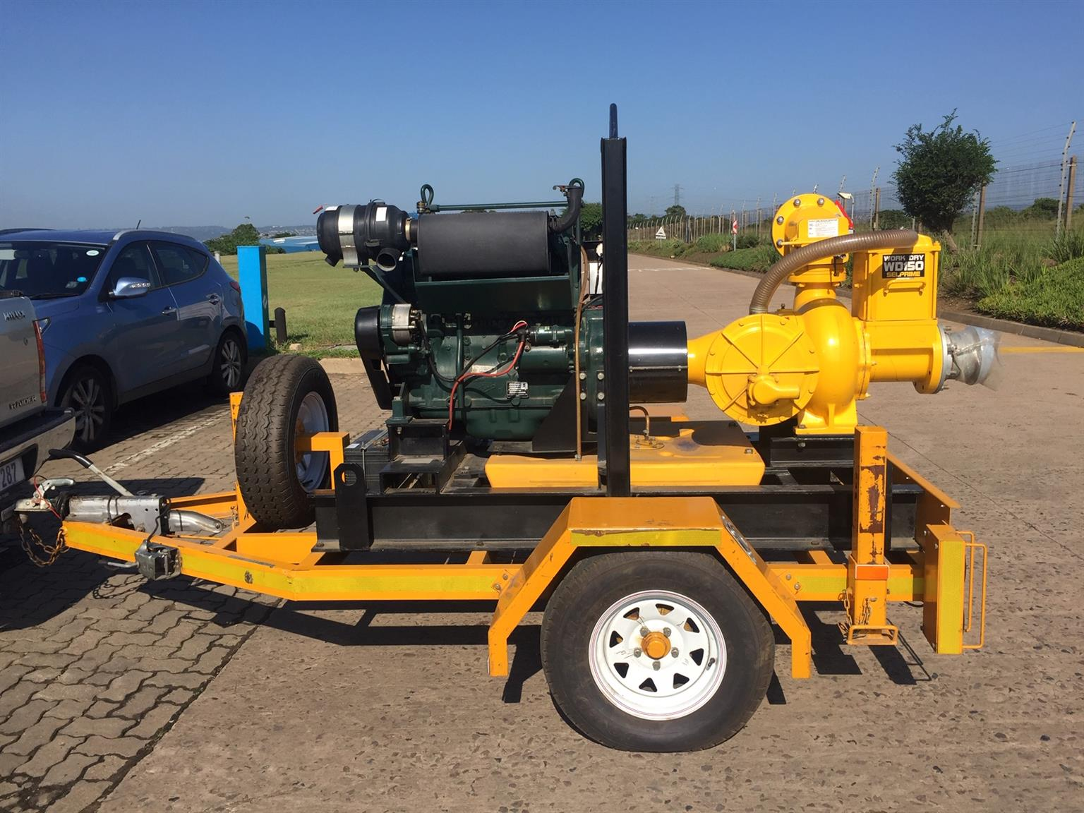 Selwood WD150S Seltorque Pump | Junk Mail