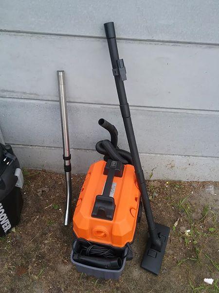 Bennett. Read Tough 15 vacuum cleaner