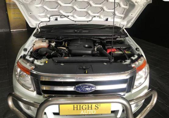 2013 Ford Ranger 3.2 double cab 4x4 XLT