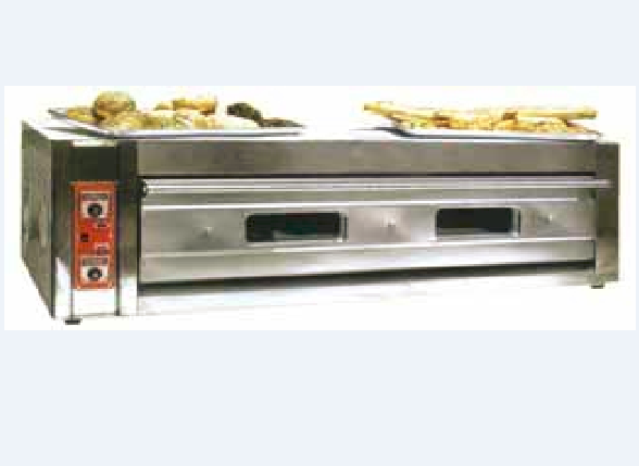 Single Deck Oven 3 tray