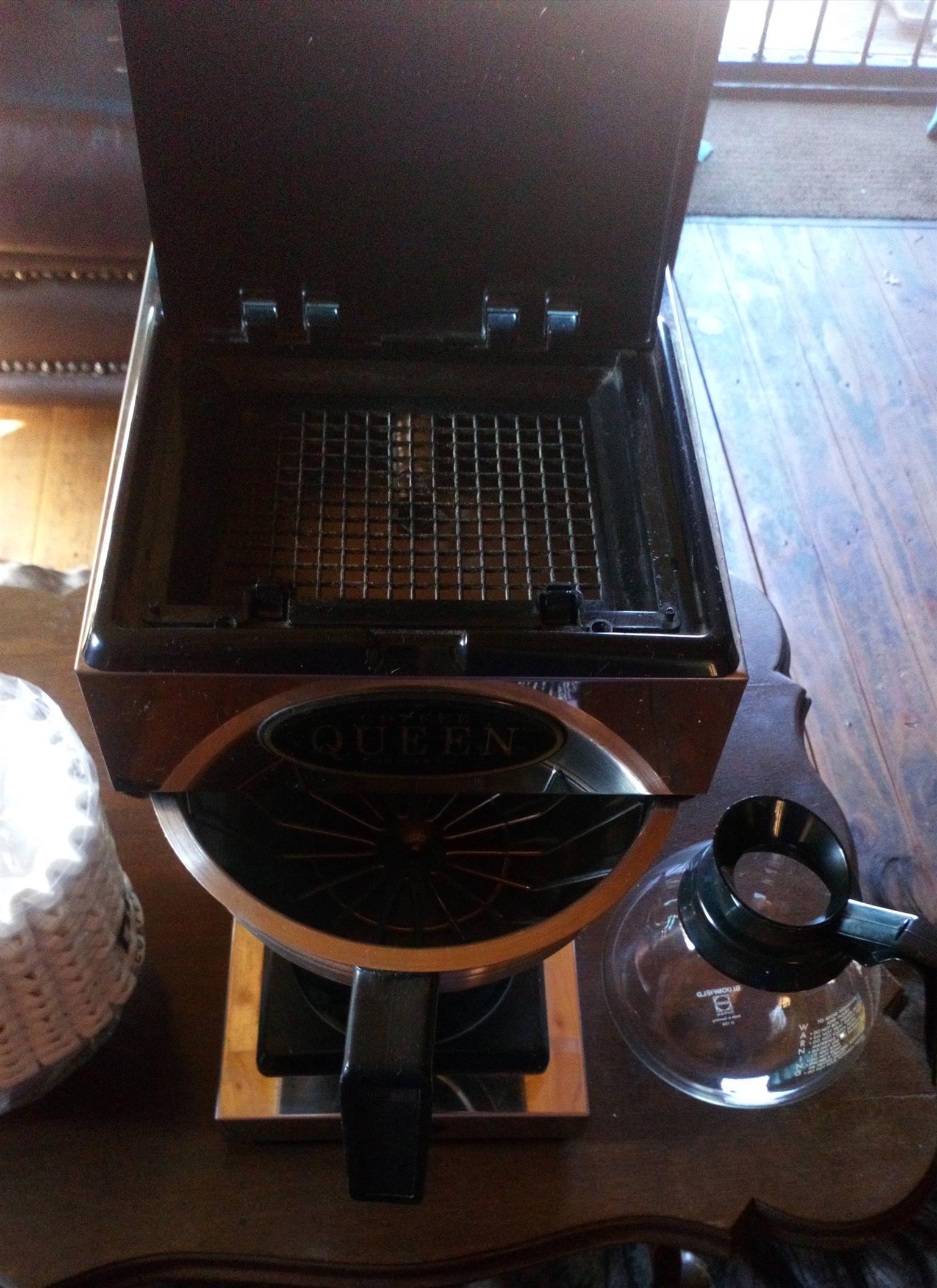 Coffee Queen coffee machine