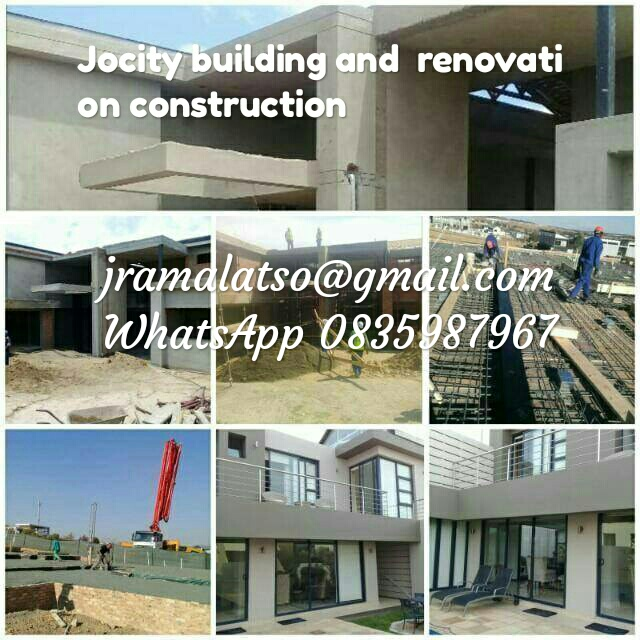 Jocity building and renovation construction