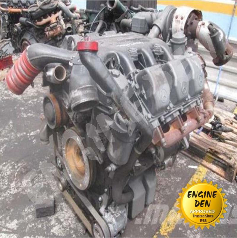 MERCEDES ACTROSS V6 541