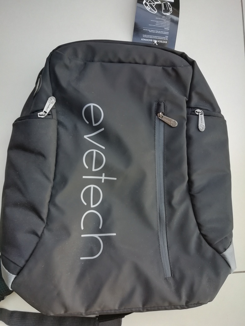 NEO Evetech Backpack for sale