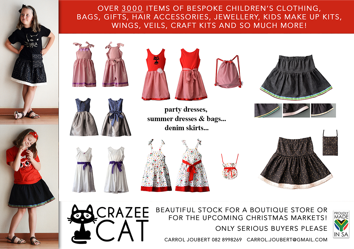 Beautiful kiddies clothing and accessories stock - perfect for boutique store!!!