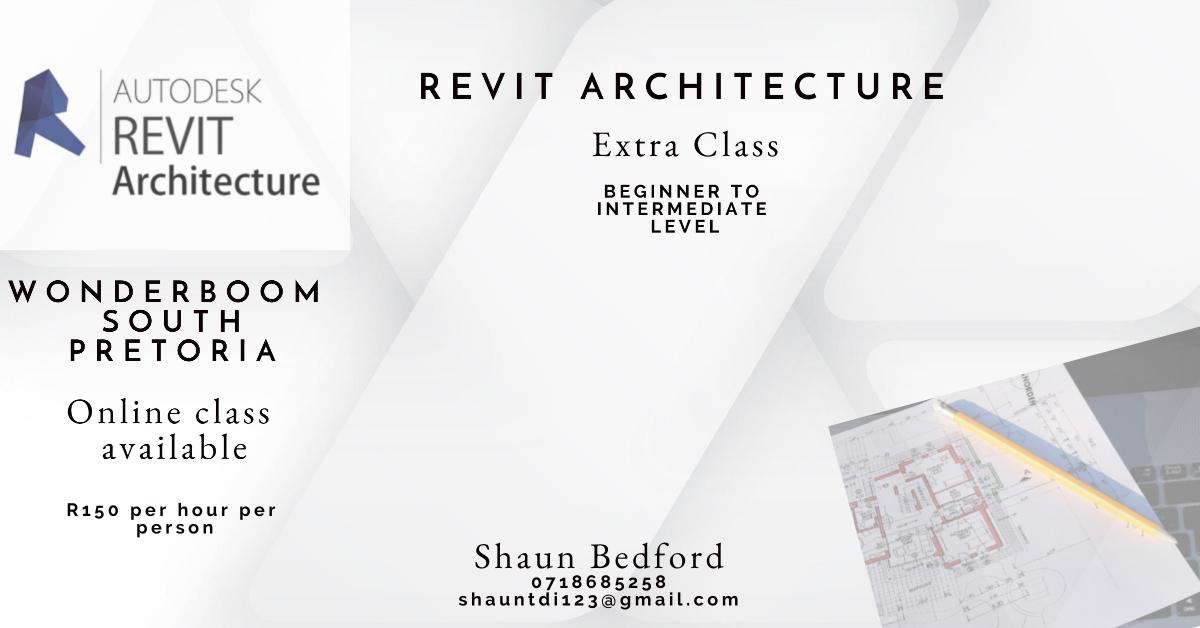3D Model building in Revit