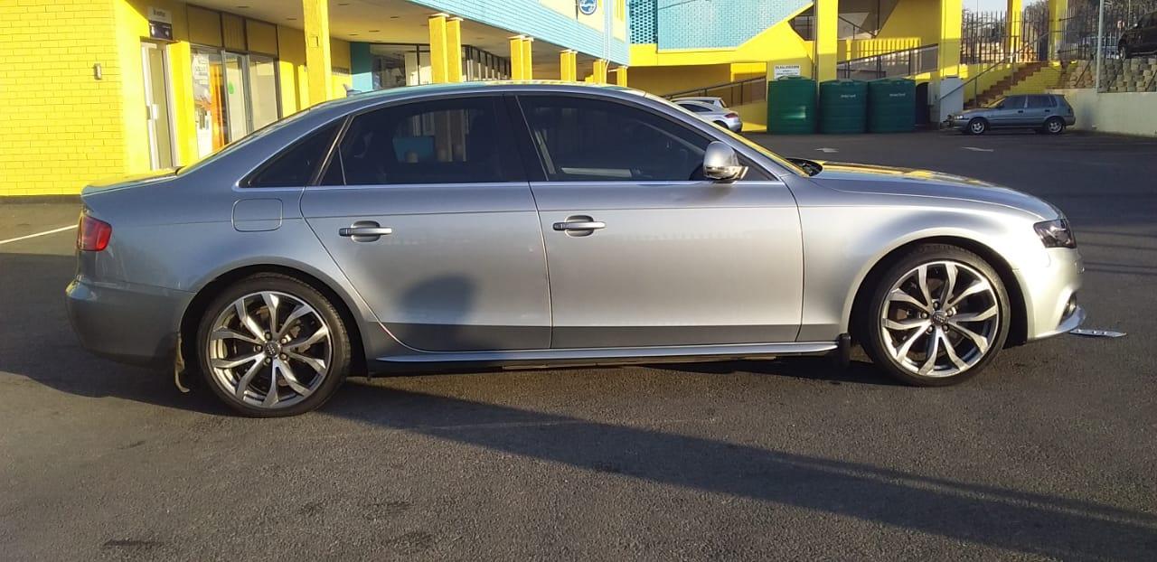 2009 Audi A4 2.0TFSI
